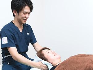 頚椎捻挫の治療